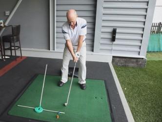 Fix my golf swing
