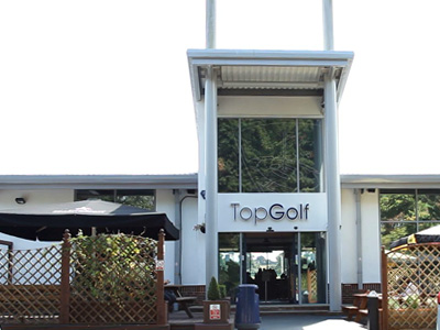SliceStoppa at TopGolf Chigwell